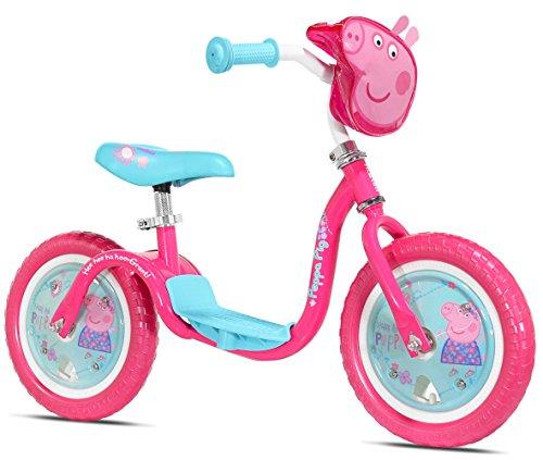 KaZAM 37397K v2e No Pedal Balance Bike, Peppa Pig