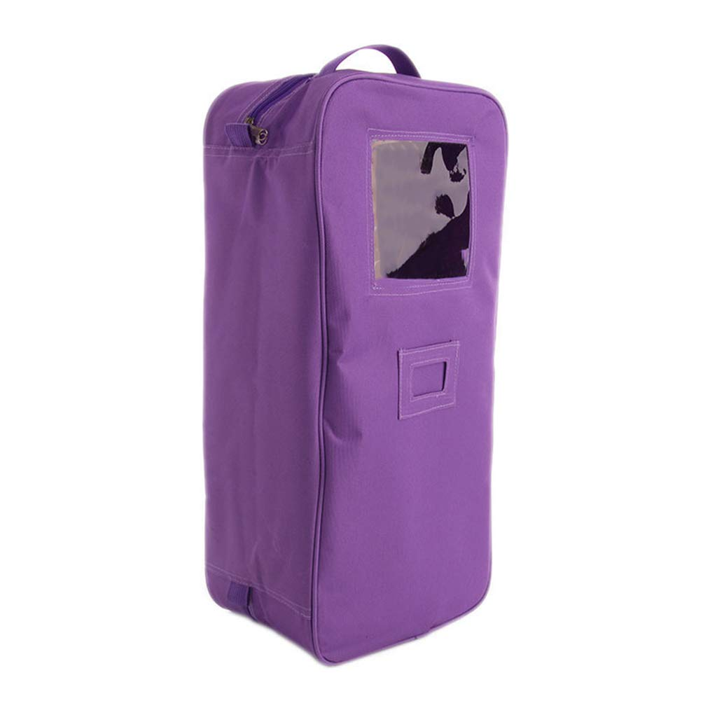 Forgun Doll Travel Case Suitcase Storage Bag Carry Bag for 18 Inch Dolls USA Girl