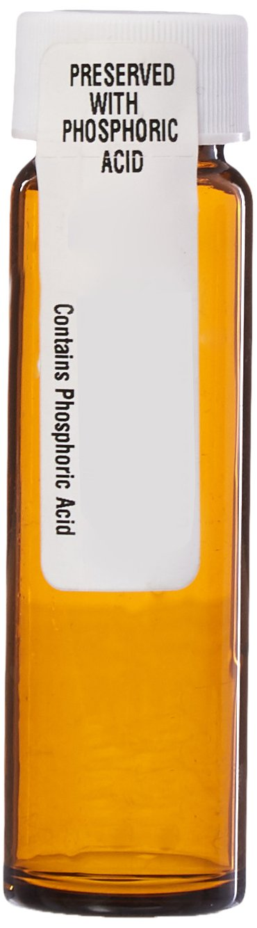 Eagle Picher PP141-40AEP.5PHA Polypropylene Container with 5 ml Phosphoric Acid (Pack of 72)