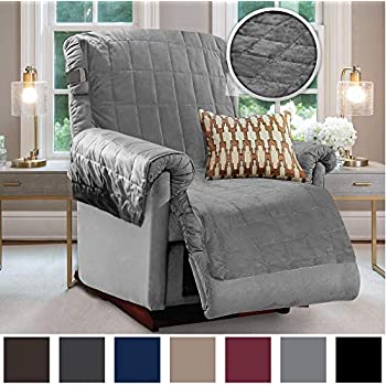 Amazon.com: H.VERSAILTEX 100% Waterproof Recliner Chair ...