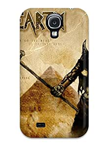 Patricia L. Williams's Shop Hot New Arrival Case Cover With Design For Galaxy S4- Iced Earth