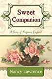 Sweet Companion: A Sweet, Clean Regency Romance
