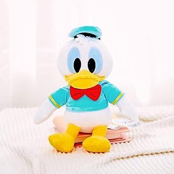 hhjxptst Juguete De Felpa, Mickey Mouse, Minnie, Pato Donald, 42cm ...