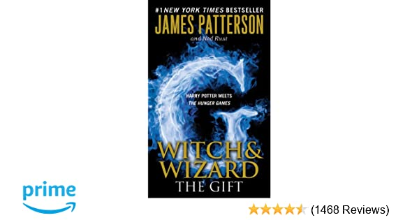 amazon com the gift witch wizard 2 9780446562454 james