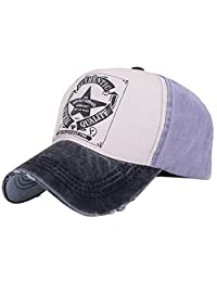 Vintage Five Star Printed Twill Cotton Unisex Trucker Hat Adjustable Baseball Cap Boys Girls Hip Hop Snapback Hat Black+purple