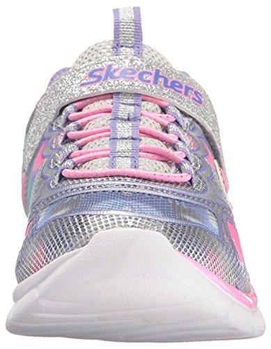 Sneaker Sprinter Skechers Kids 'Spirit Spirito, Argento / Multi