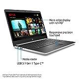 HP 14-Inch Laptop, Intel Core i3-8145U Processor, 4 GB SDRAM, 128 GB Solid-State Drive, Windows 10 Home in S Mode