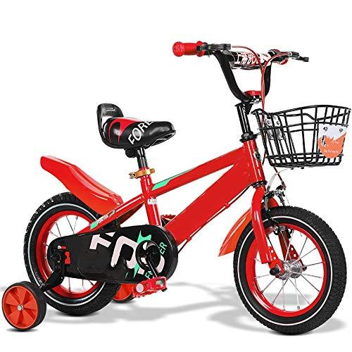 YUMEIGE Bicicletas Bicicleta Infantil Ajustable en Altura ...