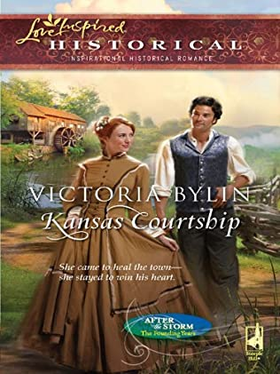book cover of Kansas Courtship