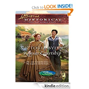 Kansas Courtship (After the Storm: The Founding Years) Victoria Bylin