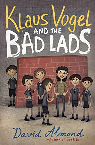 book cover of Klaus Vogel and the Bad Lads