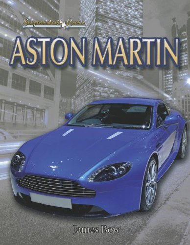 Aston Martin (Superstar Cars (Aston Martin Series)