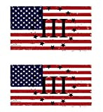 Old Glory Sports Fan Auto Decals