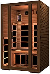 JNH Lifestyles MG201RB Freedom Infrared Sauna