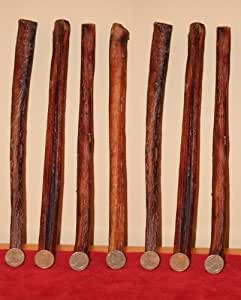 12 bully pizzle sticks regular select thick dog chew treats 12 inch by downtown pet. Black Bedroom Furniture Sets. Home Design Ideas