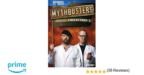 Amazon.com: Mythbusters: Collection 2: Mythbusters: Movies & TV