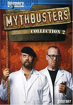 Mythbusters giveaways