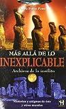 img - for Mas Alla De Lo Inexplicable / Beyond the Unexplainable (Ciencia Oculta) (Spanish Edition) book / textbook / text book