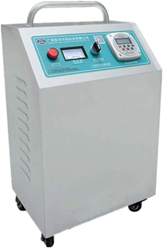 XINJING Generador de ozono Industrial de 15000Mg / H, Esterilizador Desodorante purificador de Aire Comercial O3 ...