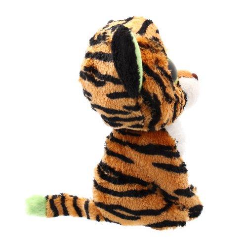 Ty 7136017 - Tigre de peluche (15x10x9 cm) (36017) - Peluche Beanie Boos Tigre Stripes (15 cm), Juguete Peluche: Amazon.es: Juguetes y juegos