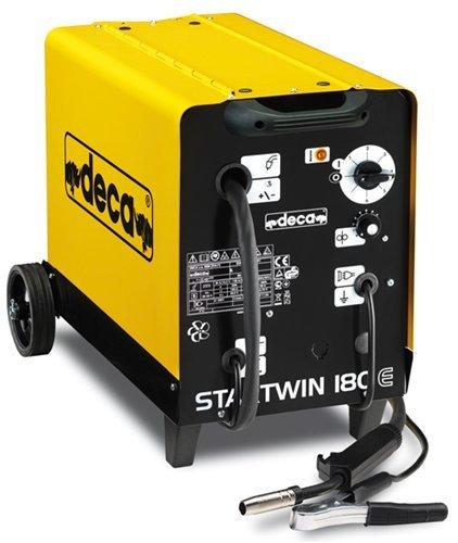 Sistema para soldadura MIG MAG y no gas compacto Startwin 180 y 1PH 230/50 con accesorios: Amazon.es: Bricolaje y herramientas