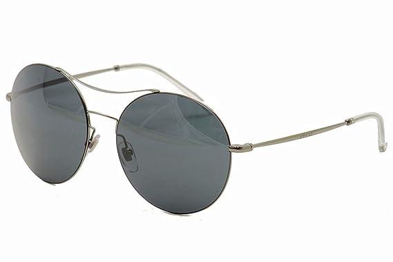 738639cb4ef GUCCI Sunglasses 4252 S 0KJ1 Ruthenium 58MM  Amazon.co.uk  Clothing