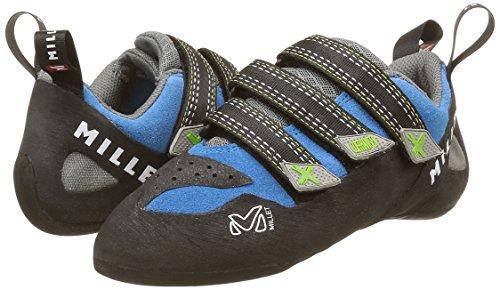 Millet Cliffhanger Zapatillas de escalada para mujer amarillo/azul