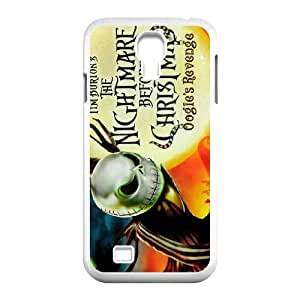 The Nightmare Before Christmas Samsung Galaxy S4 9500 Cell Phone Case White