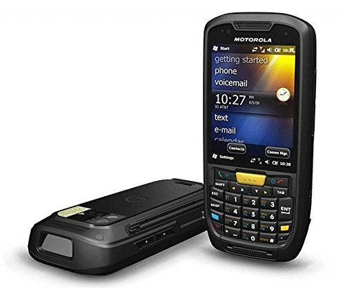 Motorola Zebra MC45 Mobile Computer - Wi-Fi, 3G, Bluetooth, GPS, 1D Laser Scanner, 3.2MP Camera, WEHH 6.5, 256MB/1G, Numeric Key, IF Cable Not Included (1 (256 Mb Data Card)