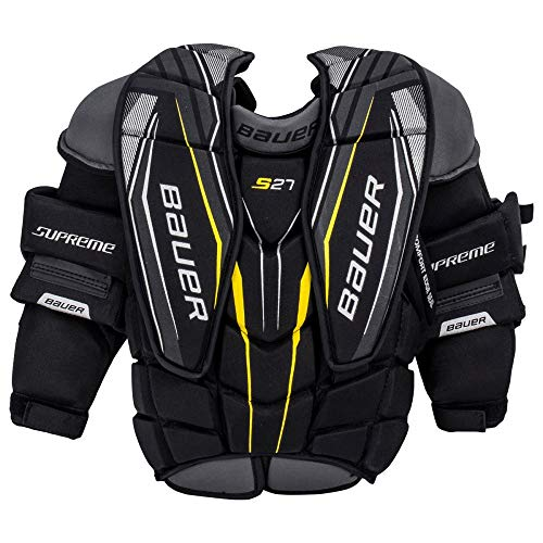 - Bauer Supreme S27 Senior Goalie Chest & Arm Protector - Small