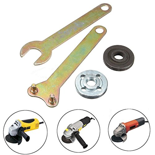grinder flange nut kit - 1