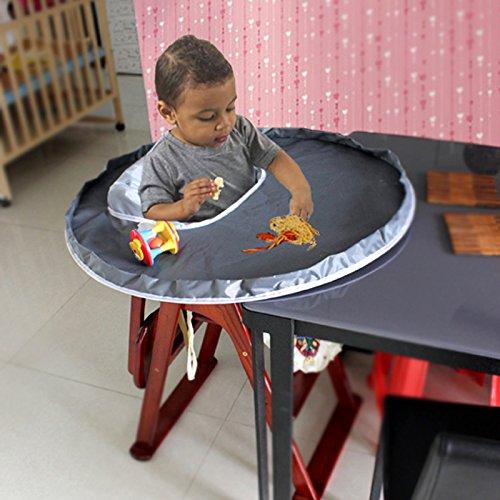 Toddler Restaurant Style High Chair (Hiltow Baby Feeding High Chair)