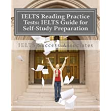 IELTS Reading Practice Tests: IELTS Guide for Self-Study Test Preparation for IELTS for Academic Purposes