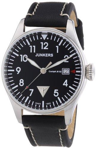 Mens Watches JUNKERS Cockpit JU52 6144-2 ()