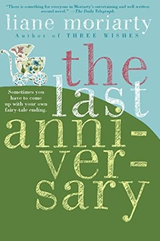 book cover of The Last Anniversary