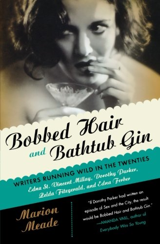 Book cover for Bobbed Hair and Bathtub Gin