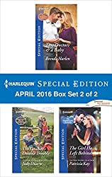 Harlequin Special Edition April 2016 Box Set 2 of 2: Two Doctors & a Baby\The Cowboy's Double Trouble\The Girl He Left Behind (Those Engaging Garretts!)