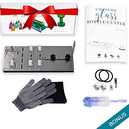 Bottle Cutter Kit & Tool Bundle - 3