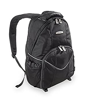 AspenSport Cámara y Laptop Mochila, Negro ASPA5|#AspenSport