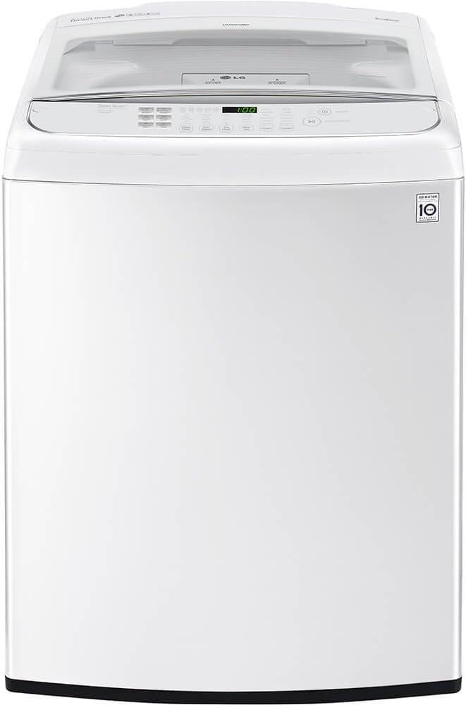 B072F77HSR LG WT1901CW 5.0 Cu. Ft. Top Load White Washer WT1901CW 51b8j2YdQXL.SL1000_