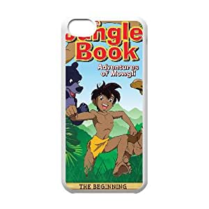 Jungle Book iPhone 5c Cell Phone Case White Ievew