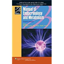 Manual of Endocrinology & Metabolism 4/e