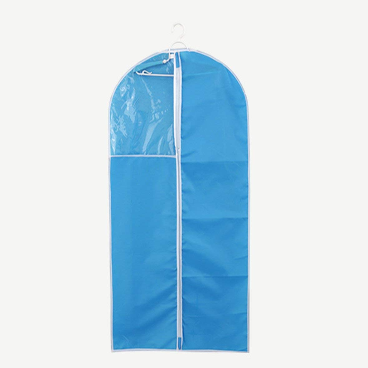 Tivolii Breathable Garment Suit Covers Dustproof Hanger Bags Eco-Friendly Clothes Dress Storage Covers Jacket Storage Pouch