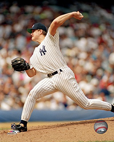 Jim Abbott New York Yankees MLB Action Photo (Size: 8