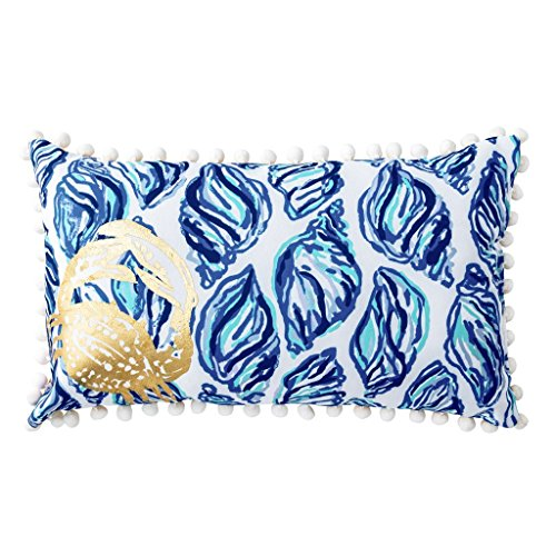 Lilly Pillow - Lilly Pulitzer Indoor/Outdoor Medium Decorative Pillow, Drop In