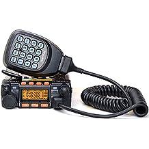Juentai JT-6188 Dual Band VHF/UHF 136-174/400-480MHz VHF 25Watt UHF 20Watts Dual Band Two Way Radios Mobile Transceiver Walkie Talkie by Juentai