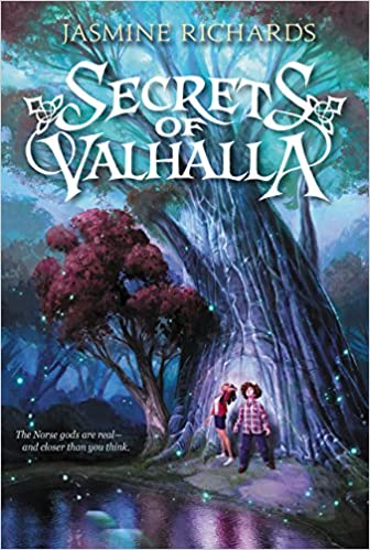 Secrets of valhalla jasmine richards 9780062010100 amazon secrets of valhalla jasmine richards 9780062010100 amazon books fandeluxe Choice Image