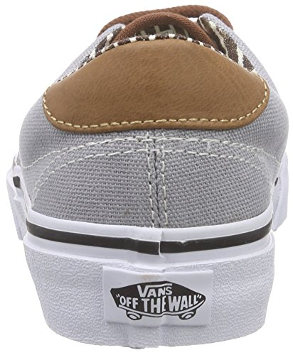 Vans Era 59, Unisex Adults Low-Top Sneakers Grey (C&l/Silver Sconce/Stripe Denim)