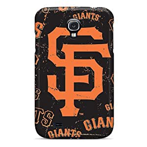 High Quality DaimiMall San Francisco Giants Skin Case Cover Specially Designed For Galaxy - S4