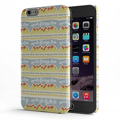 Koveru Back Cover Case for Apple iPhone 6 Plus - Mountain Wall